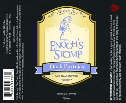 Dark Portejas label