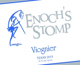 Viognier label
